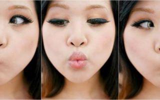 Пухлые и опухшие щеки: как визуально скрыть или получить?