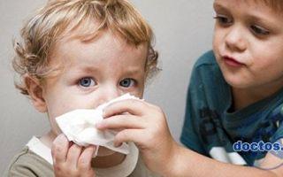 Как быстро устранить насморк: лечение заложенности носа