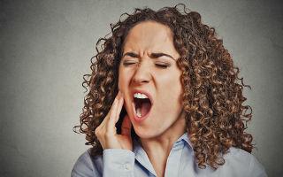 Почему чешутся десны: возможные причины и способы лечения