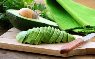 Авокадо при сахарном диабете 2 и 1 типа: можно ли, польза