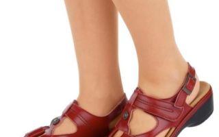 Обувь для диабетиков: критерии выбора удобной пары