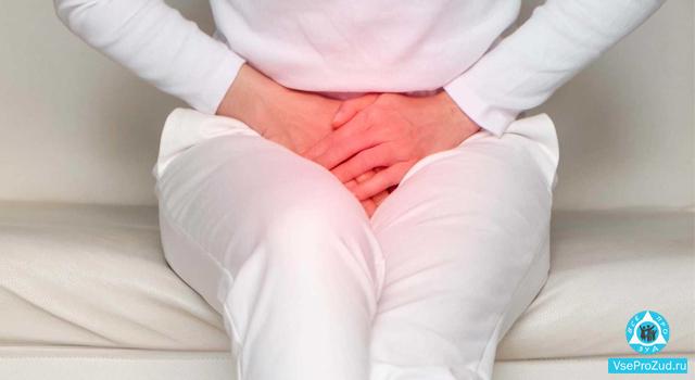 Зуд в интимной у женщин зоне без выделений – причины и лечение