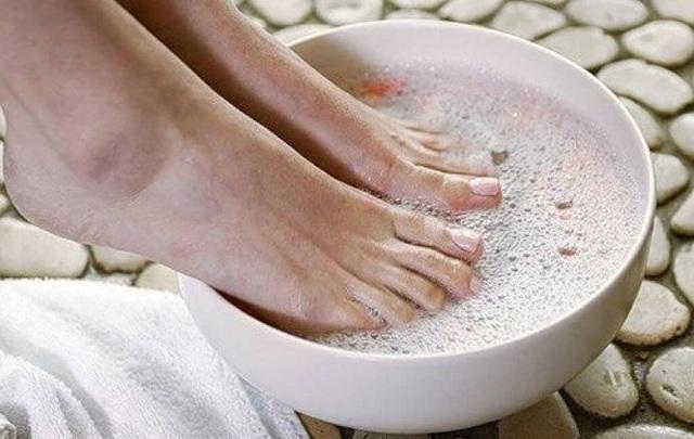 Слоится кожа на пальцах ног