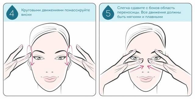 Сухая кожа вокруг глаз – причины, домашние и аптечные средства