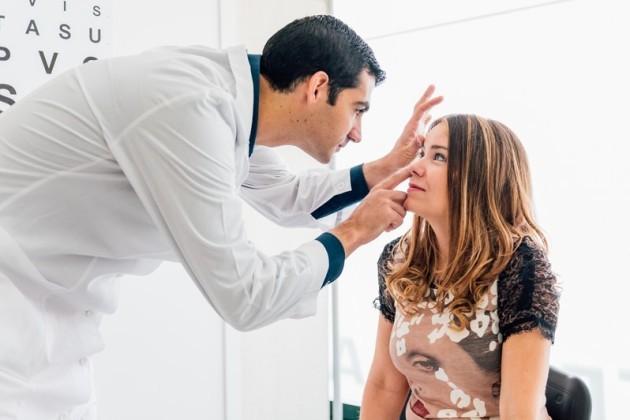 Покраснение кожи век, шелушение. Причины и лечение кожи вокруг глаз