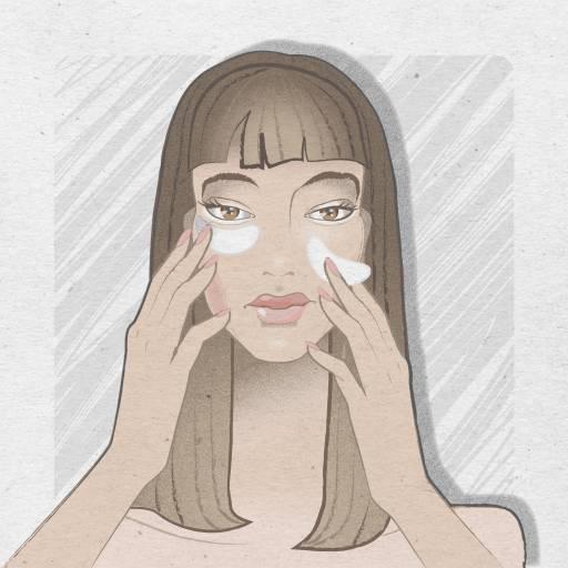 Морщины под глазами – причины и как удалить или скрыть