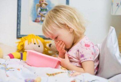 Внезапная сильная рвота у взрослых и детей – причины и лечение