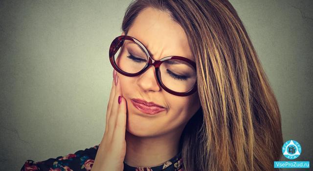 Чешутся десны – причины и лечение