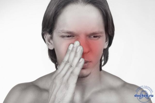 Болячки в носу: причины, лечение, почему долго не проходят