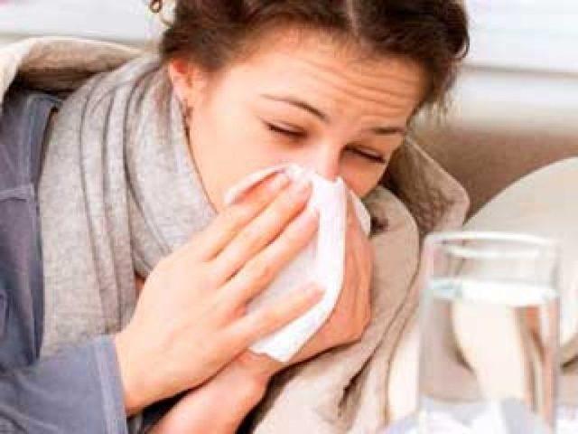 Народные средства при насморке, кашле, чихании и слезотечении
