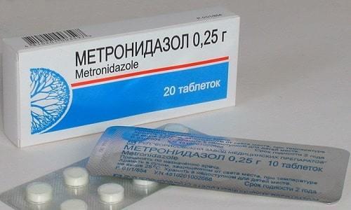Можно ли применять вместе Амоксициллин и Метронидазол?