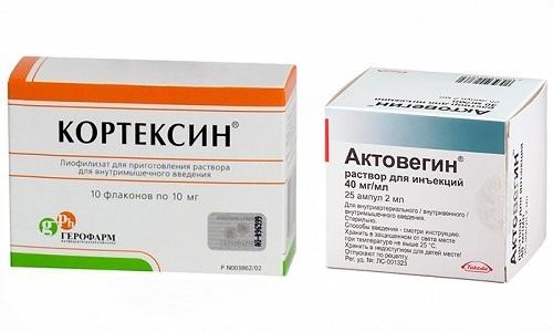 АКТОВЕГИН И КОРТЕКСИН: что лучше и в чем разница (отличие составов, отзывы врачей), одновременно