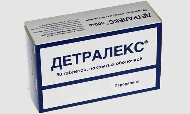 В чем разница между Троксевазином и Детралексом?