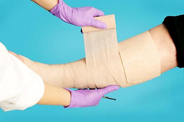 После лазерной операции на венах болит нога