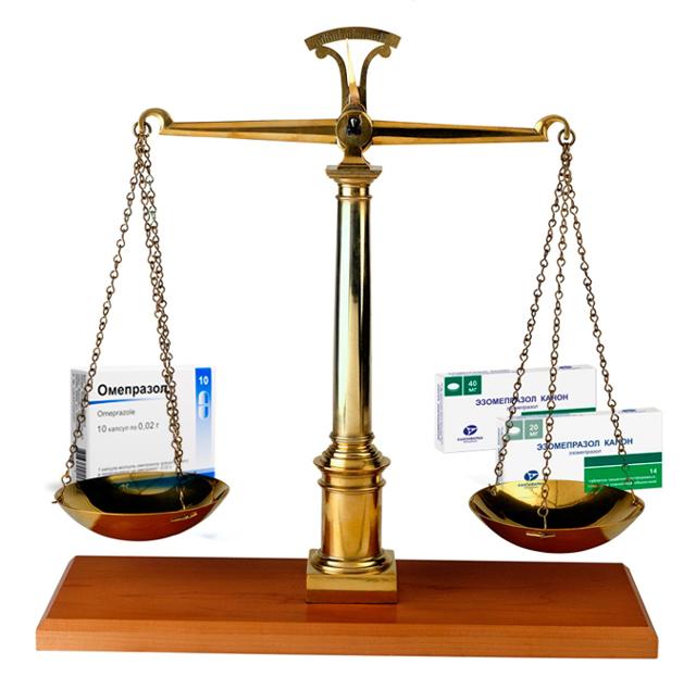 ЭЗОМЕПРАЗОЛ - инструкция по применению, цена, отзывы и аналоги