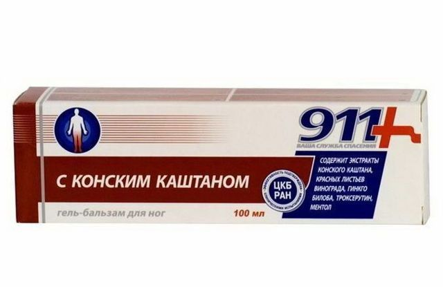 Конский каштан от варикоза: лечебные свойства, рецепты (мази, настойки, ванночки, компрессы), препараты