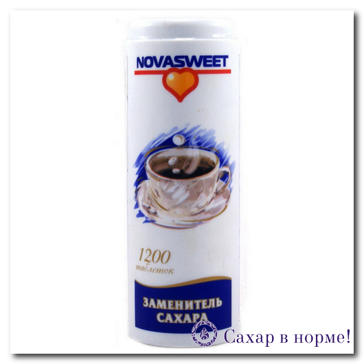 novasweet (заменитель сахара): отзывы, вред и польза, производитель