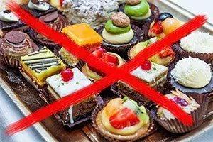 Сладкое для диабетиков 2 типа