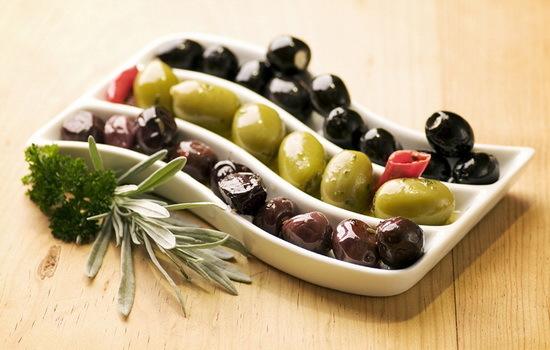 Маслины и оливки при диабете 2 и 1 типа сахарном: можно ли есть