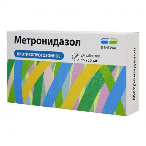 Метронидазол инструкция по применению таблетки взрослым